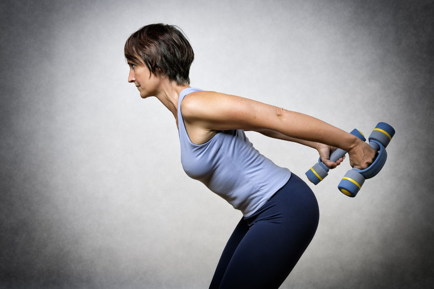 The 3 Things You Should Be Striving For When Working Out Over 50